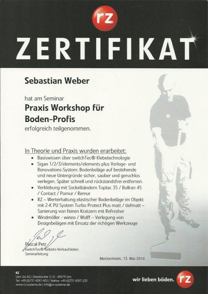 RZ-Weber