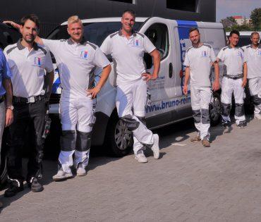 Malerbetrieb Reinert siedelt nach Dransdorf um