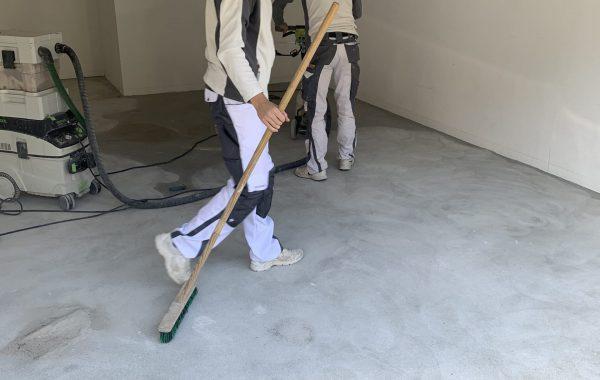Jansen 2K-Garagenbeschichtung