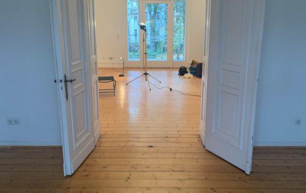 Malerarbeiten Gründerzeithaus