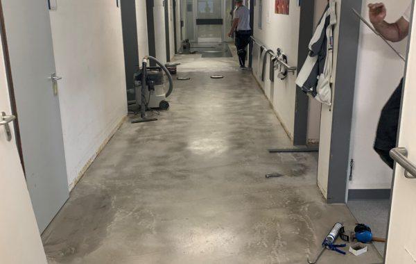 Untergrundvorbereitung Bodenbelag